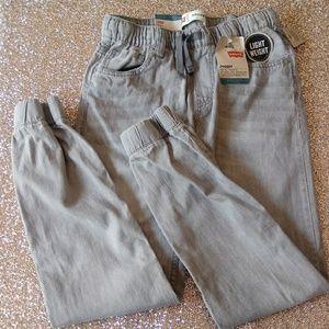 Levi's grey joggers